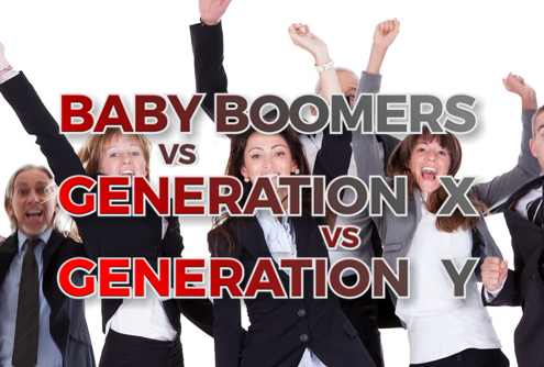 differences between generations