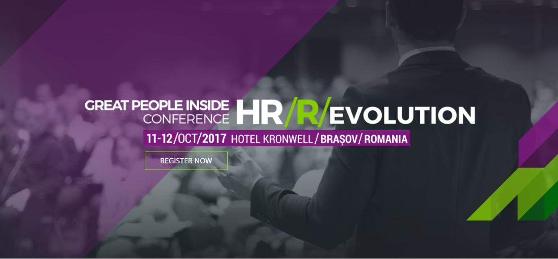 Great People Inside Conference Hr R Evolution 11 12 October 2017