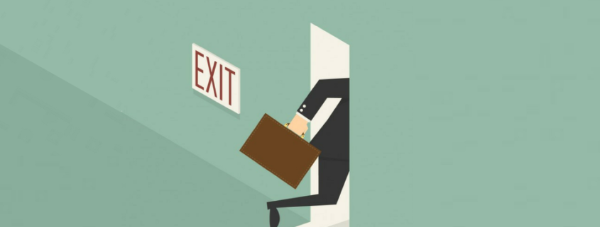 why employees leave