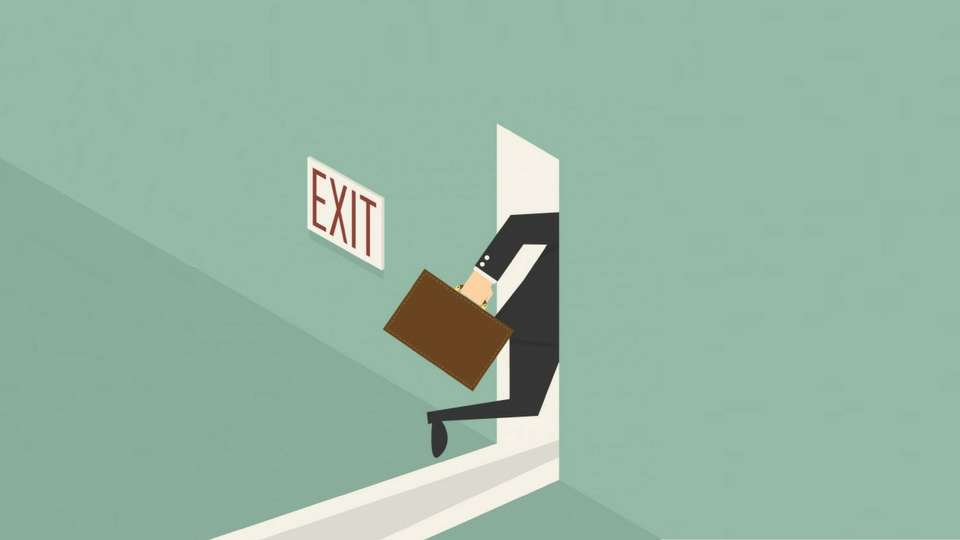 why are employees leaving their jobs
