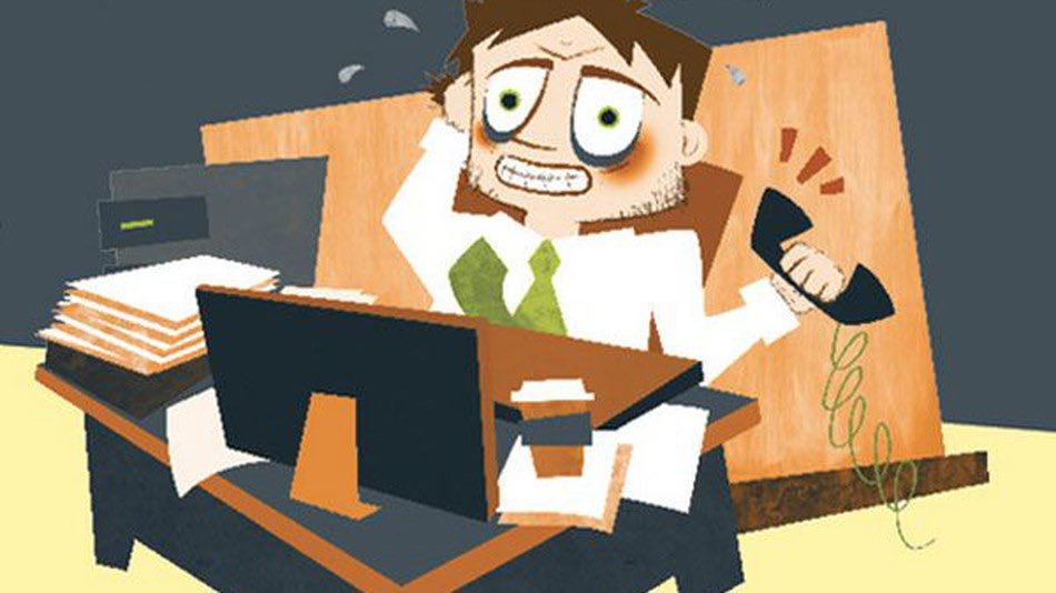 Overworked Employees: Signs and Prevention - Great People Inside