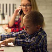 work-life balance parents