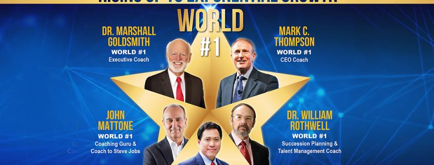 Global Leadership eSummit Peter Chee