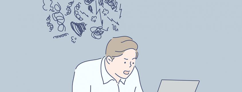 overwhelmed at work blog Great People Inside